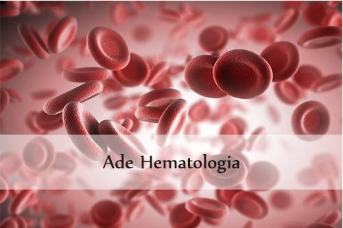ade hematologia