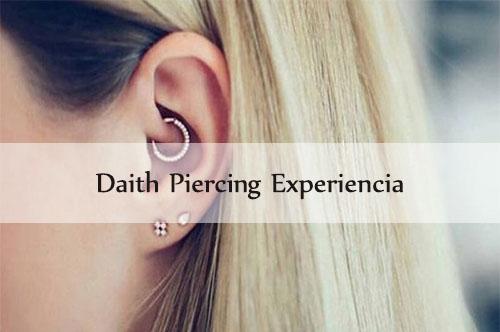 daith piercing experiencia