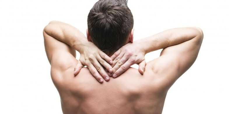 eficaces para Muscular, torcer o desgarrar Volver