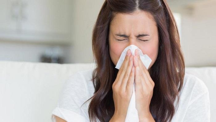 golpe dentro de los remedios de la nariz Inicio