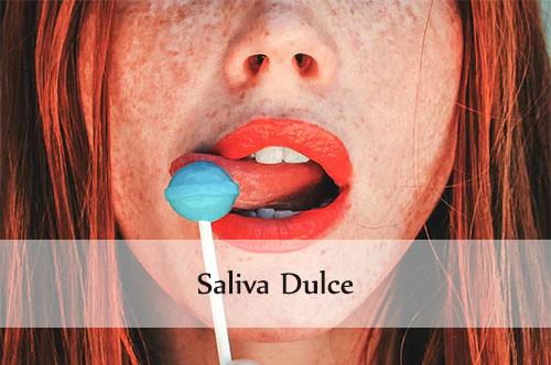 saliva dulce