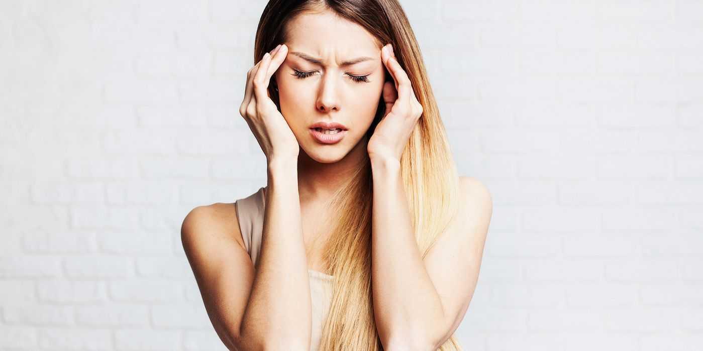 Dolor de cuello y dolor de cabeza
