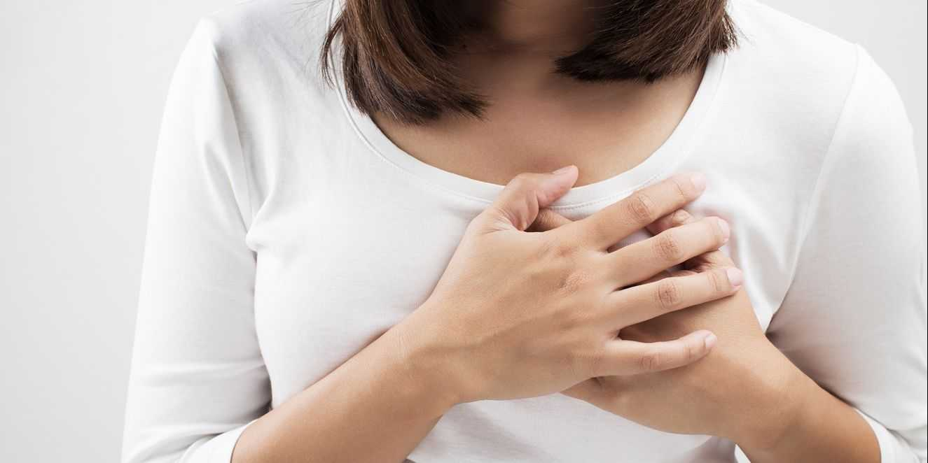 Dolor en los senos
